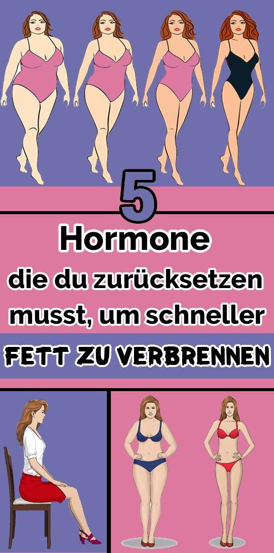 Photo of 5 Hormone, die du zurücksetzen musst, um schneller Fett zu verbrennen