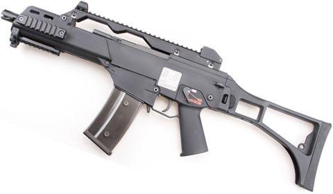 WE G39C (H&K G36) Open Bolt GBB Reinforced Airsoft Rifle