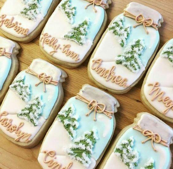 Photo of 29 Winter-Hochzeit Desserts, Die Ihre Gäste Begeistern — Mod…