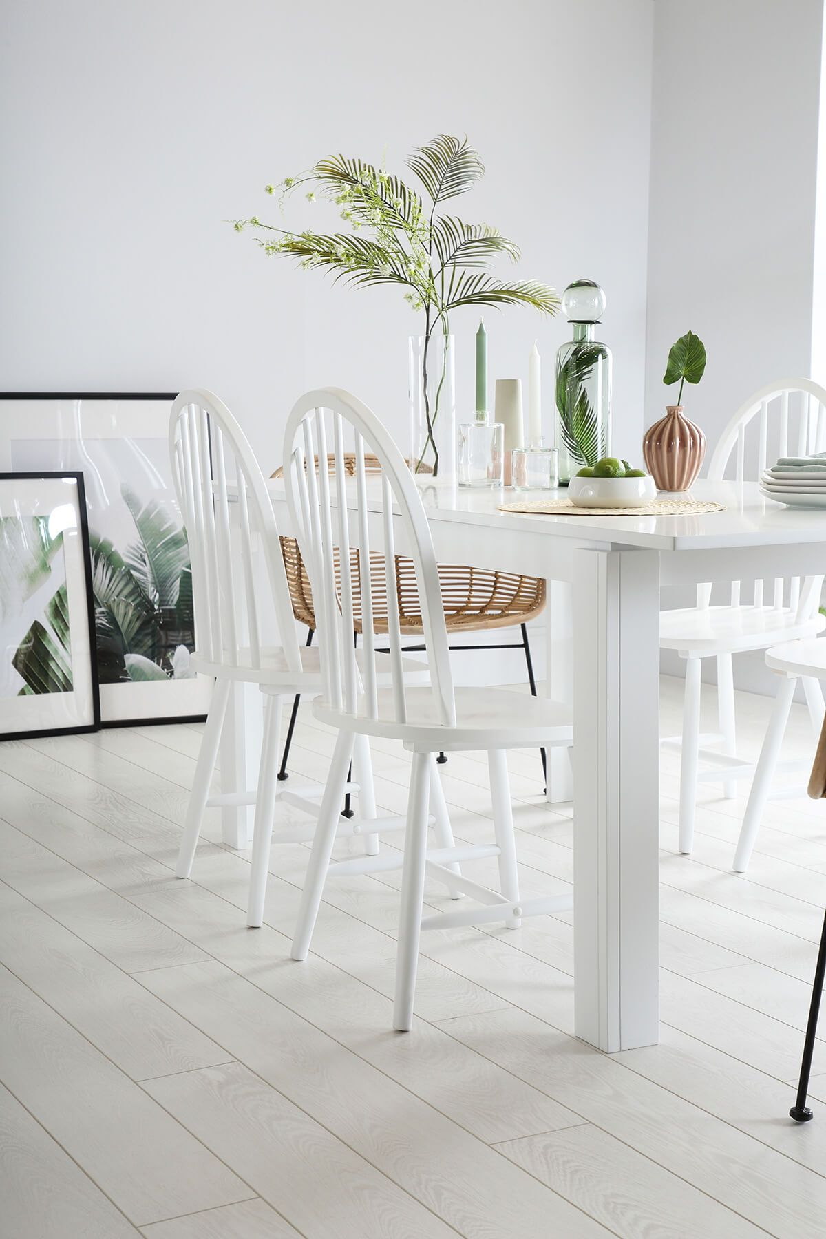 24++ White dining room chairs set of 4 ideas