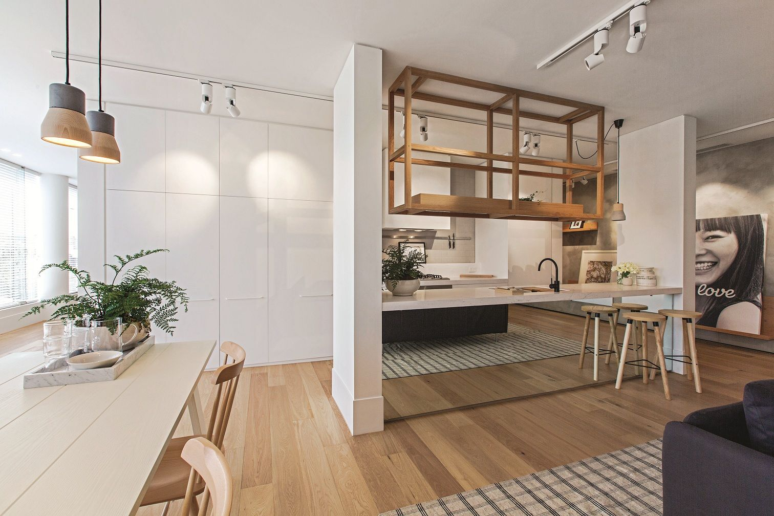 Leo apartments melbourne is design hecker guthrie for Apartment design melbourne