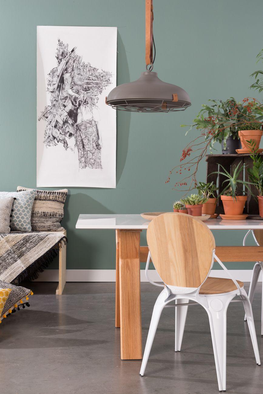 Dek 51 Pendant Lamp Zuiver Decor Home Decor Living Dining Room
