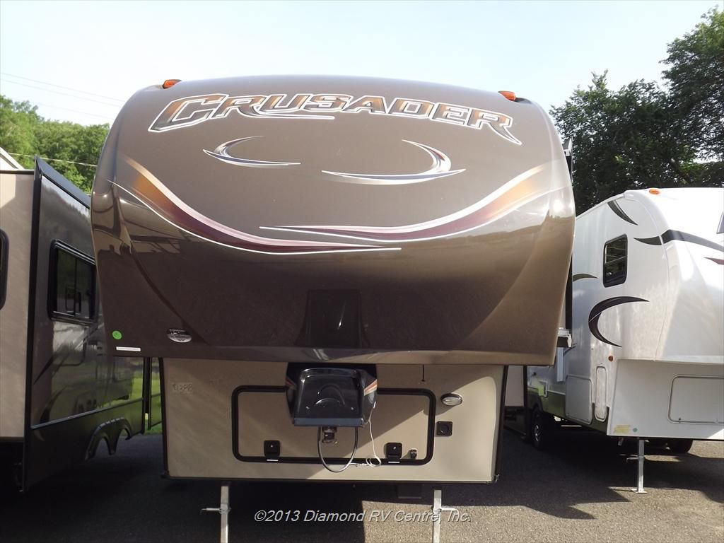 New2014 Prime Time Crusader Csf335bhs Fifth Wheel For Sale From