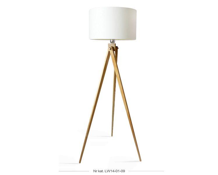 Niezchinzpasji Lampa Podlogowa Sztalugowa Trojnog Lw14 01 09 W Lightwood Na Dawanda Com Lampa Podlogowa Lampy