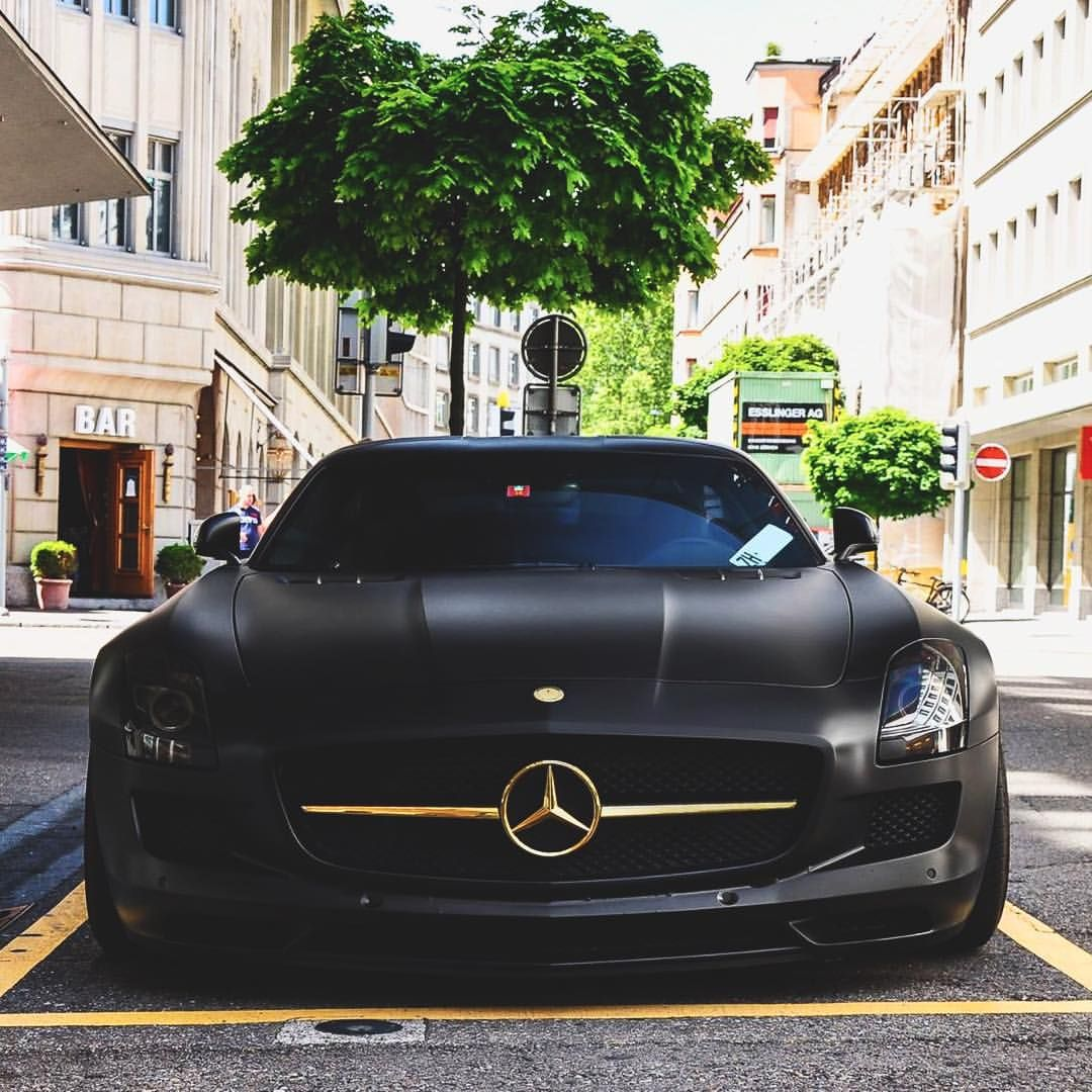 Mercedes SLS Amazing View  * TuningCult.com For All Tuning Lovers.