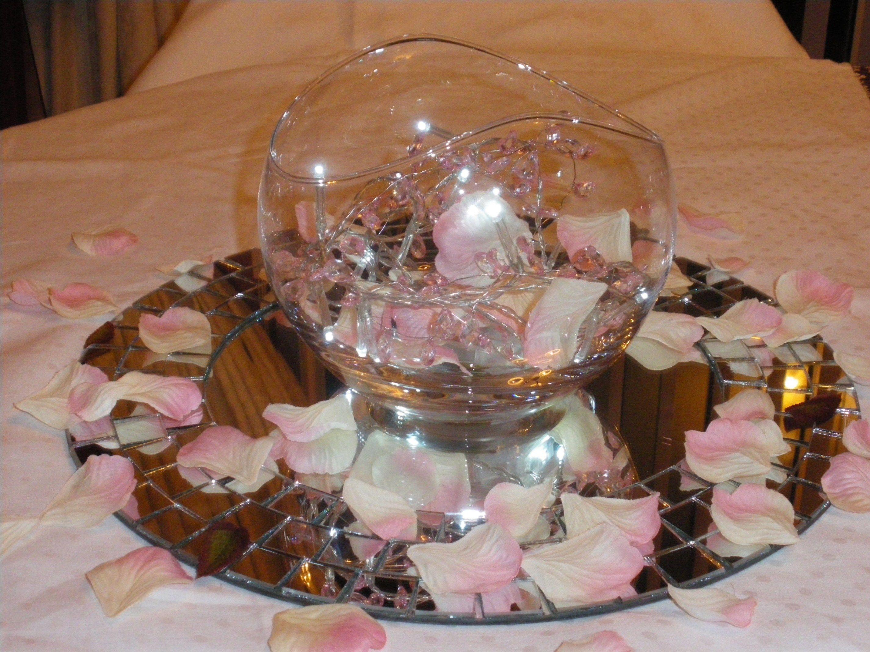 30 amazing decorative fish bowls for wedding tables wedding rh pinterest com