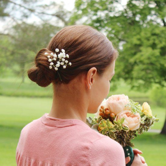 How to flower wear bobby pins advise dress for summer in 2019