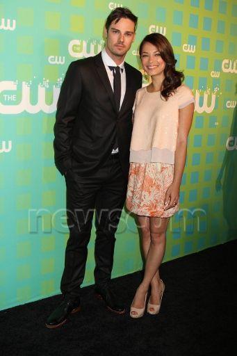 Jay Ryan Kristin Kreuk Beauty And The Beast 2012 On CW