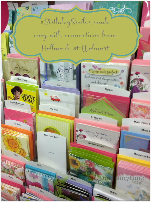 BirthdaySmiles Made Easy With Connections From Hallmark At Walmart Cbias Shop Gifts For