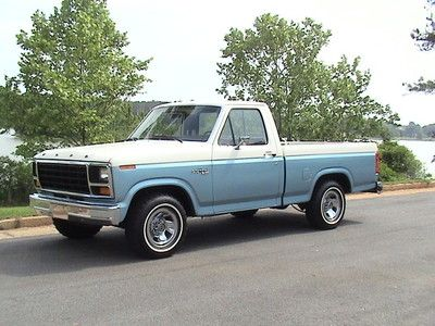 1981 f100 custom needs to be a step side ford f100 pinterest ford trucks ford and dream. Black Bedroom Furniture Sets. Home Design Ideas