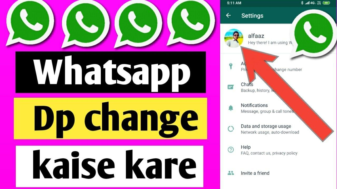 Pin By Rumiii Khan On How To Change The Whatsapp Dp Dp Change Whatsapp Profile Picture Whatsapp Dp