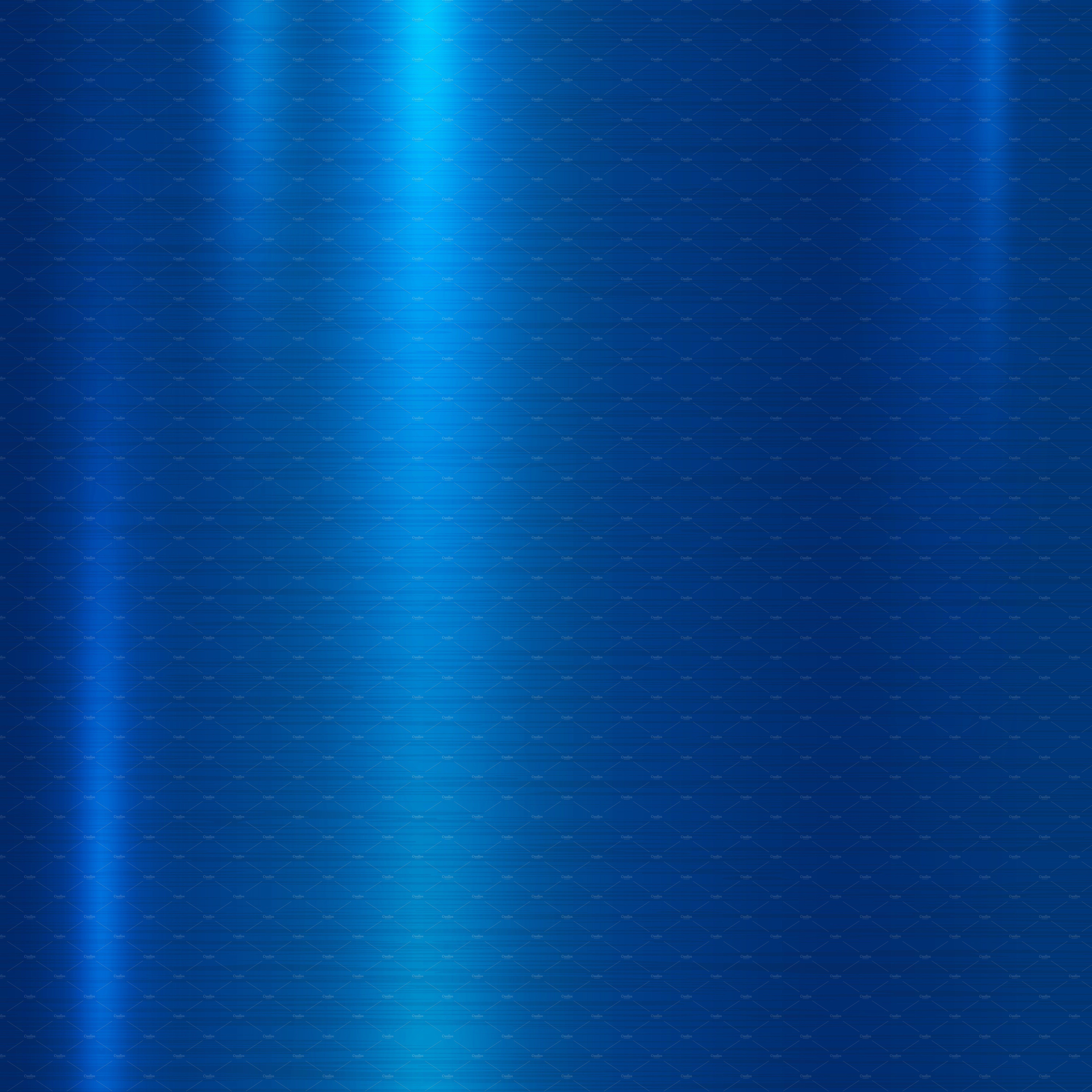Blue metal texture background