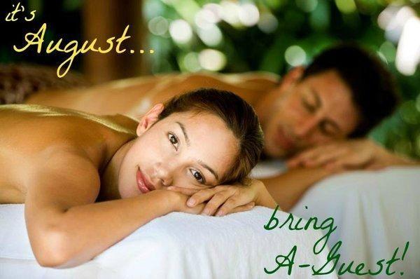 Best Friend Wife Massage