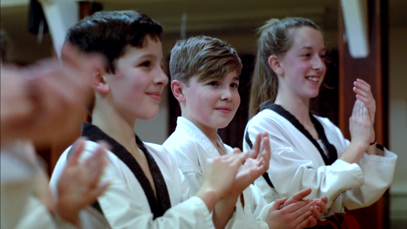Kids karate classes in Amesbury  Technical class, a seminar for the
