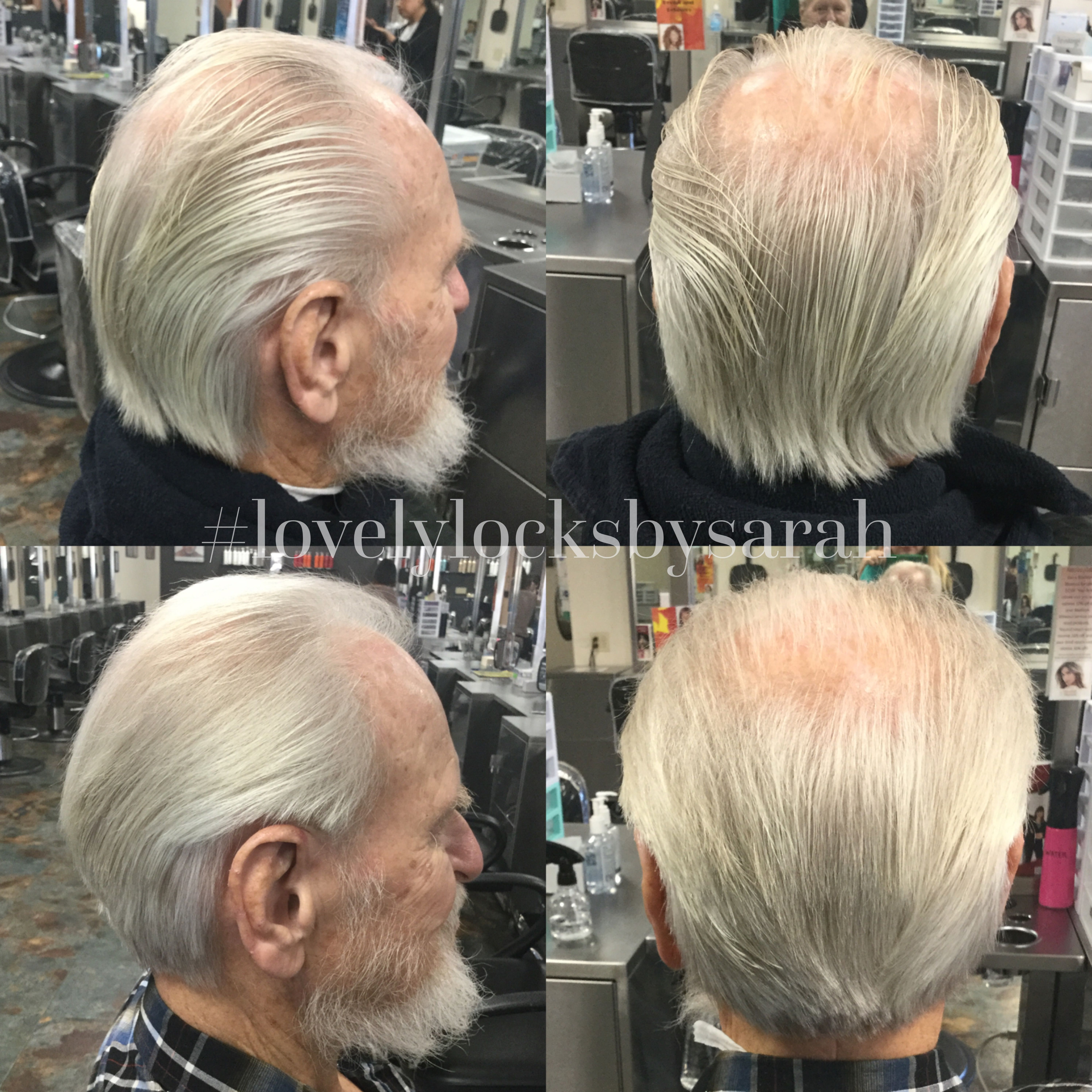 December 6 2016 45 To 90 Degree Haircut Products Nioxin Style Foam Texturizer 90 Degree Haircut Degree Haircut Haircuts For Men