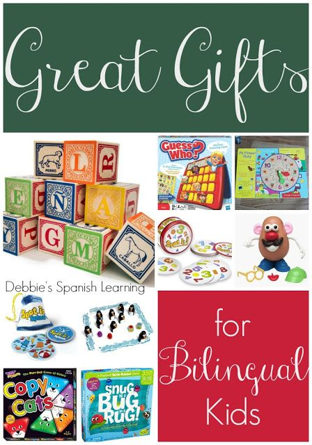 spanish gifts debbies spanish learning christmas gifts for bilingual kids