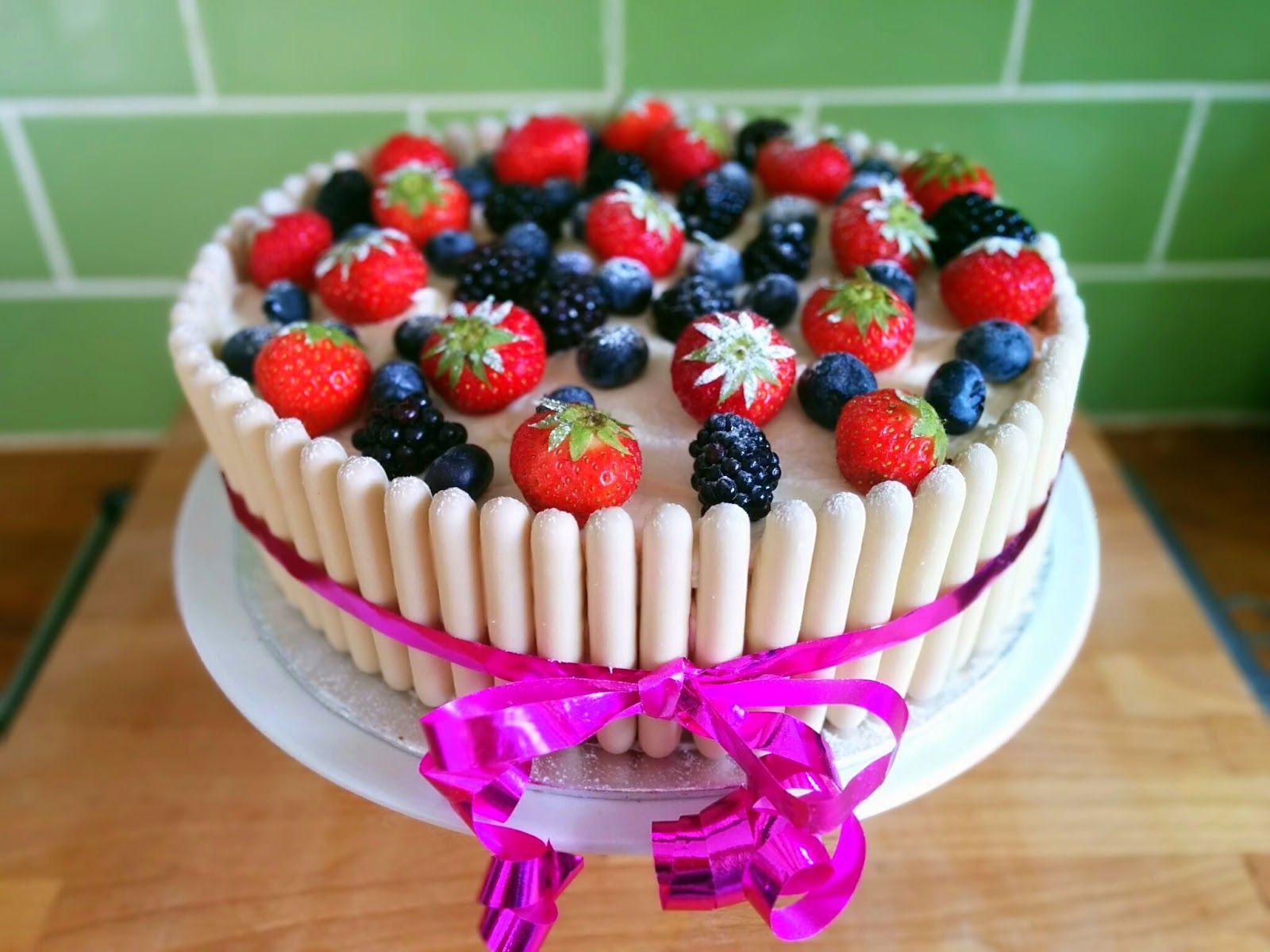 Victoria Sponge Wedding Cake Decoration