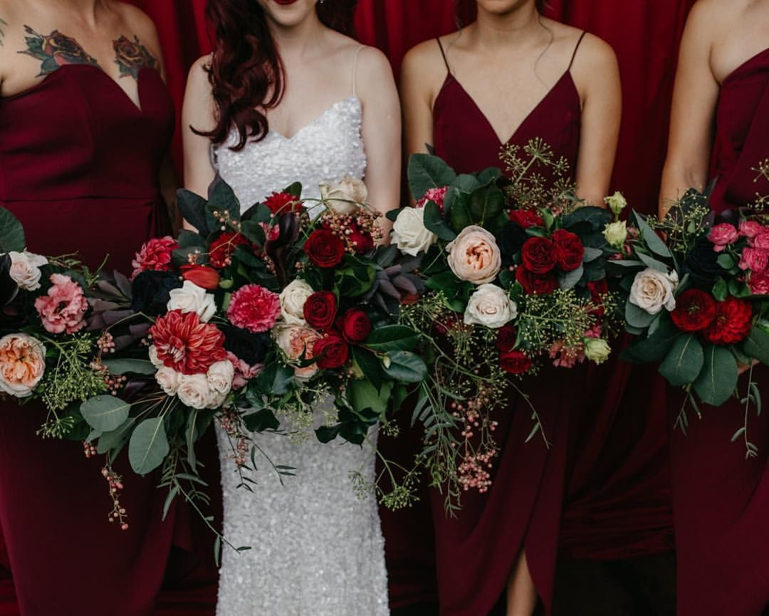 Pin by margarida s on burgundy wedding pinterest warehouse