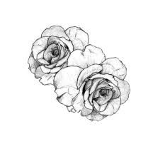 Rose tattoo template google search projects to try pinterest rose tattoo template google search maxwellsz
