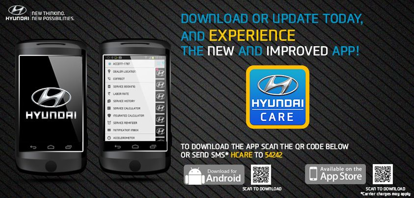 Download or upgrade to hyundai care android next version 1