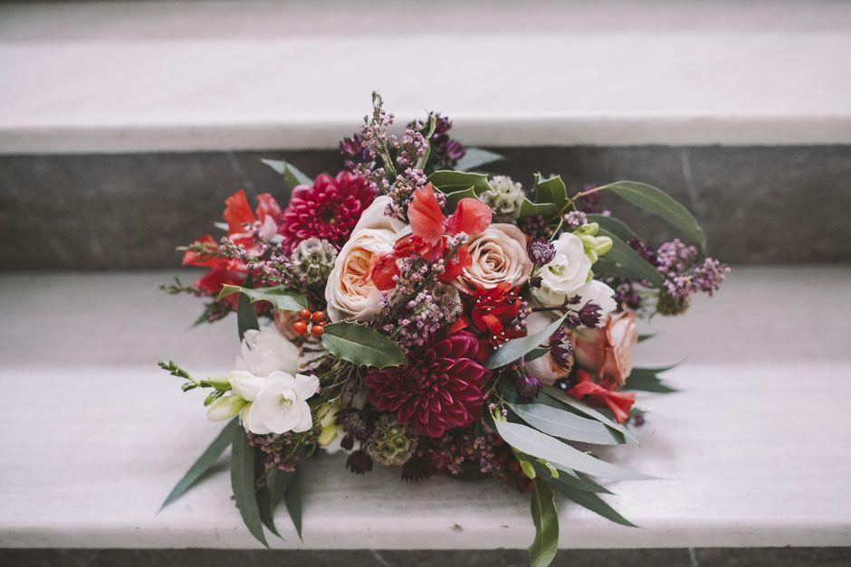 Decoración De Bodas Arreglos Florales De Boda