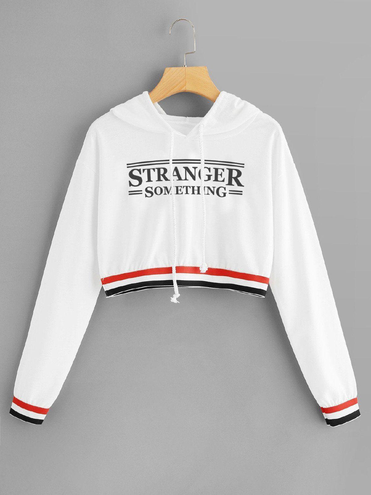 Stranger things pullover hoodie sweatshirt | Roupas tumbler