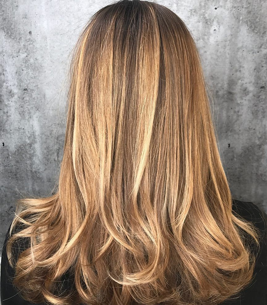 Blonde Natural Balayage By Hairbykeriglidden At Lindsay Griffin Salon Somerville And Boston Ma Balayage Hair Balayage Hair