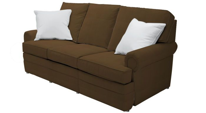 austin reclining sofa is clean comfortable and inviting rh pinterest co uk