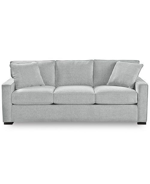 radley 86 fabric sofa custom colors created for macy s in 2019 rh in pinterest com