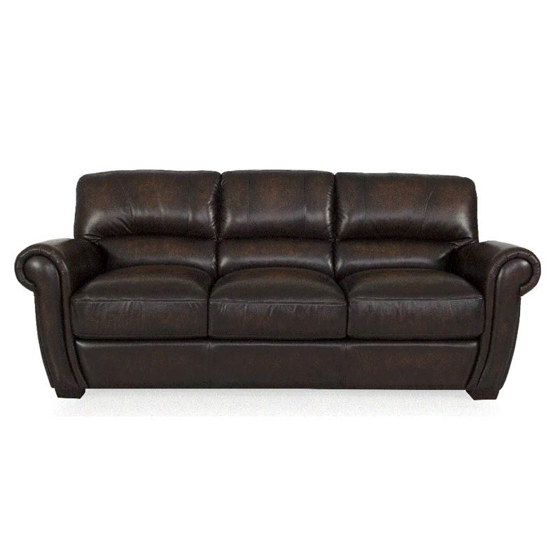 Westbury Leather Sofa | Weekends Only Furniture and ...