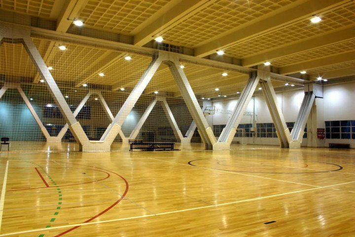 Edifício Poliesportivo PUCRS - Santini & Rocha Arquitetos