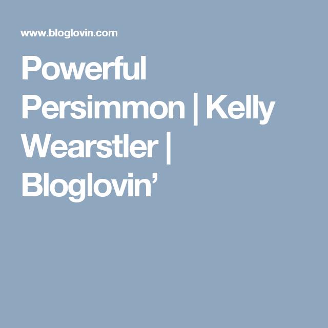Powerful Persimmon | Kelly Wearstler | Bloglovin'