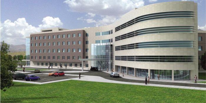 200 Bed Zakho Hospital, Kurdistan | Kurdistan Architecture, Land of