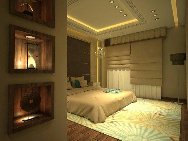 Bedroom Eve Interior Design Amman, Jordan