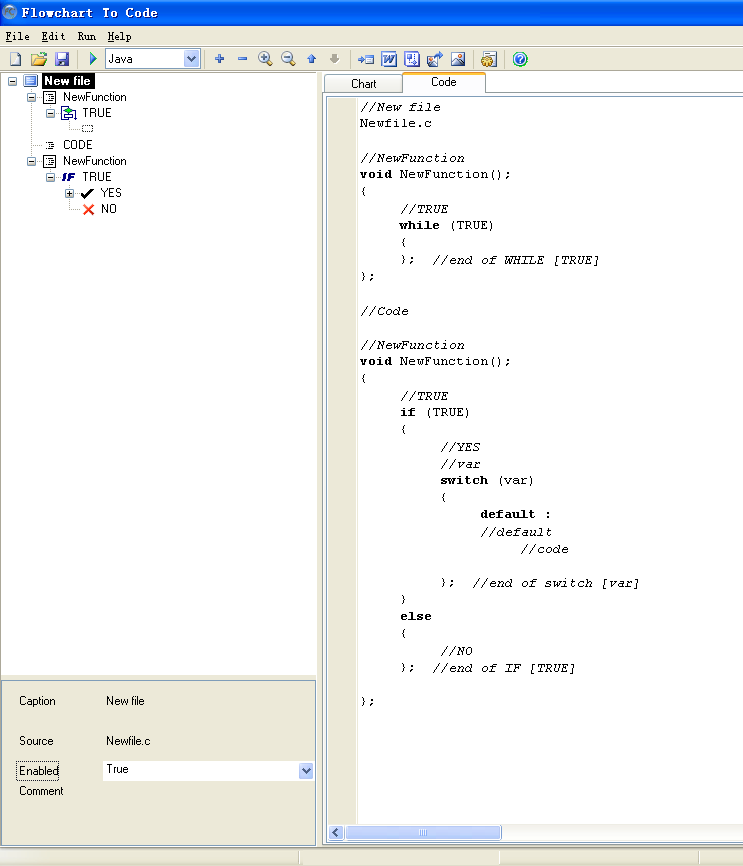 Start programming with the help of an auto code generator | Software