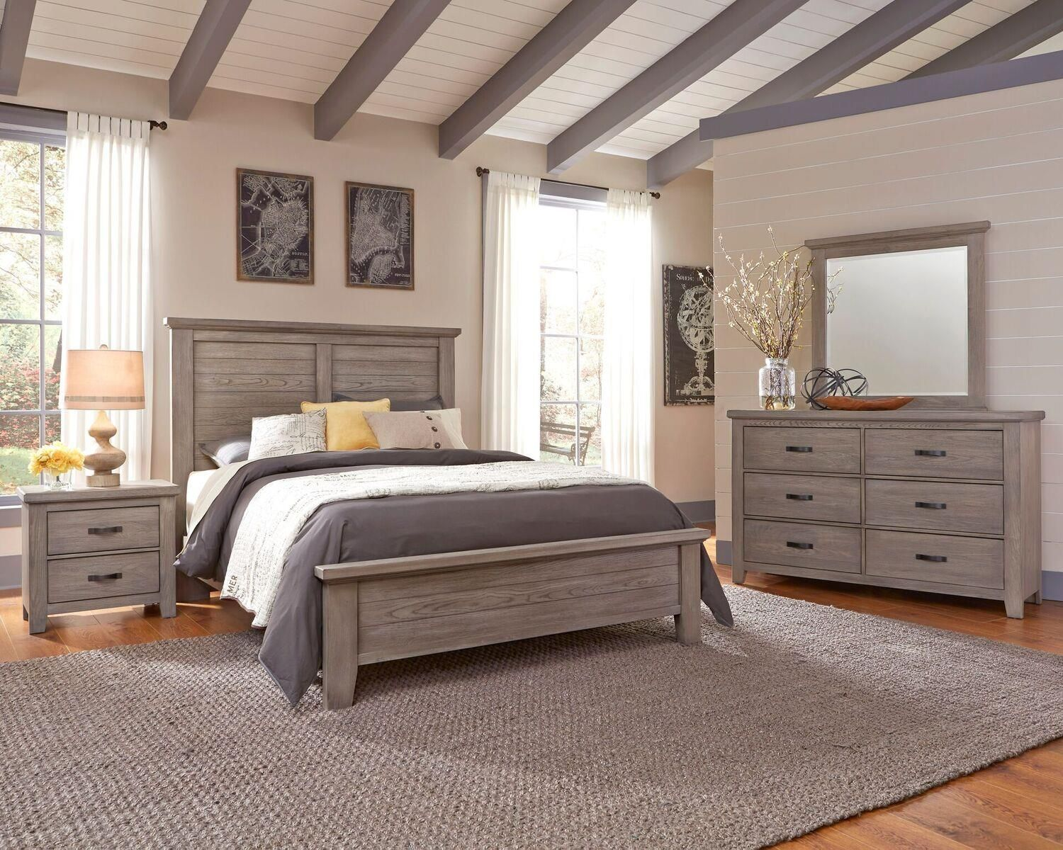 Cassell Park King Bedroom Group by Vaughan