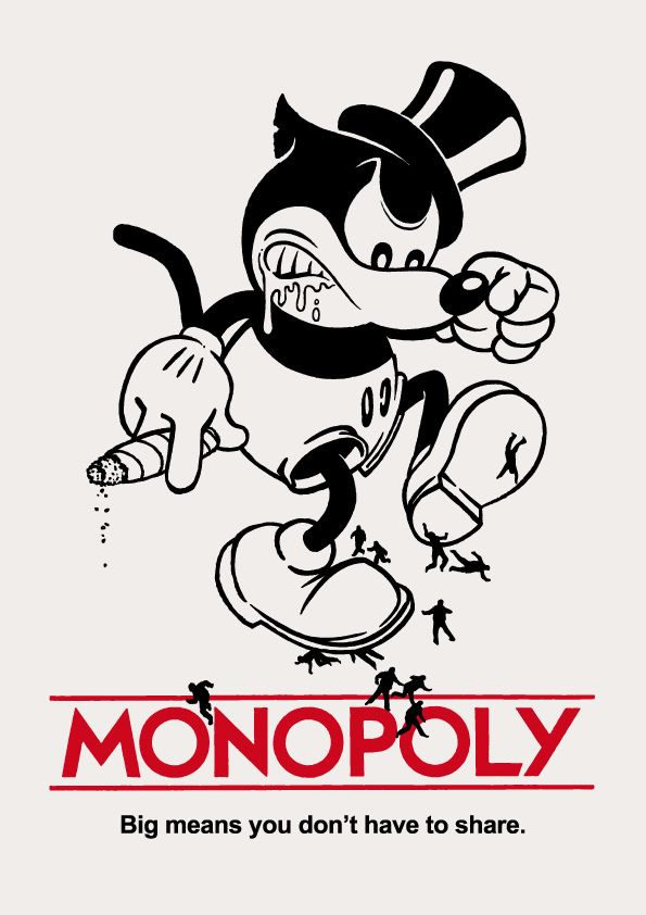 6ce675b39 Monopoly Mickey Mouse Logo - Logoblink.com | Vintage Comics ...