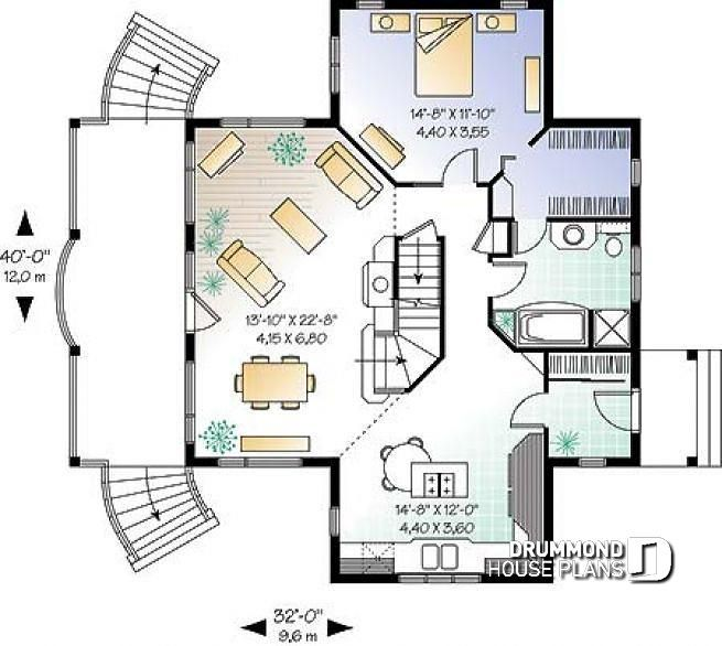 1st level a frame cottage 2 to 3 bedrooms cathedral ceiling rh pinterest com