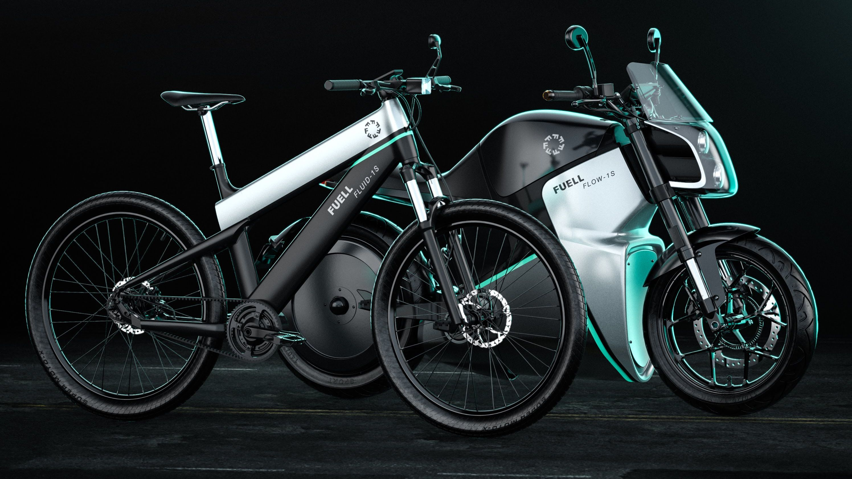 Fuell Unveils Its First Electric Bikes Motorcycle Companies