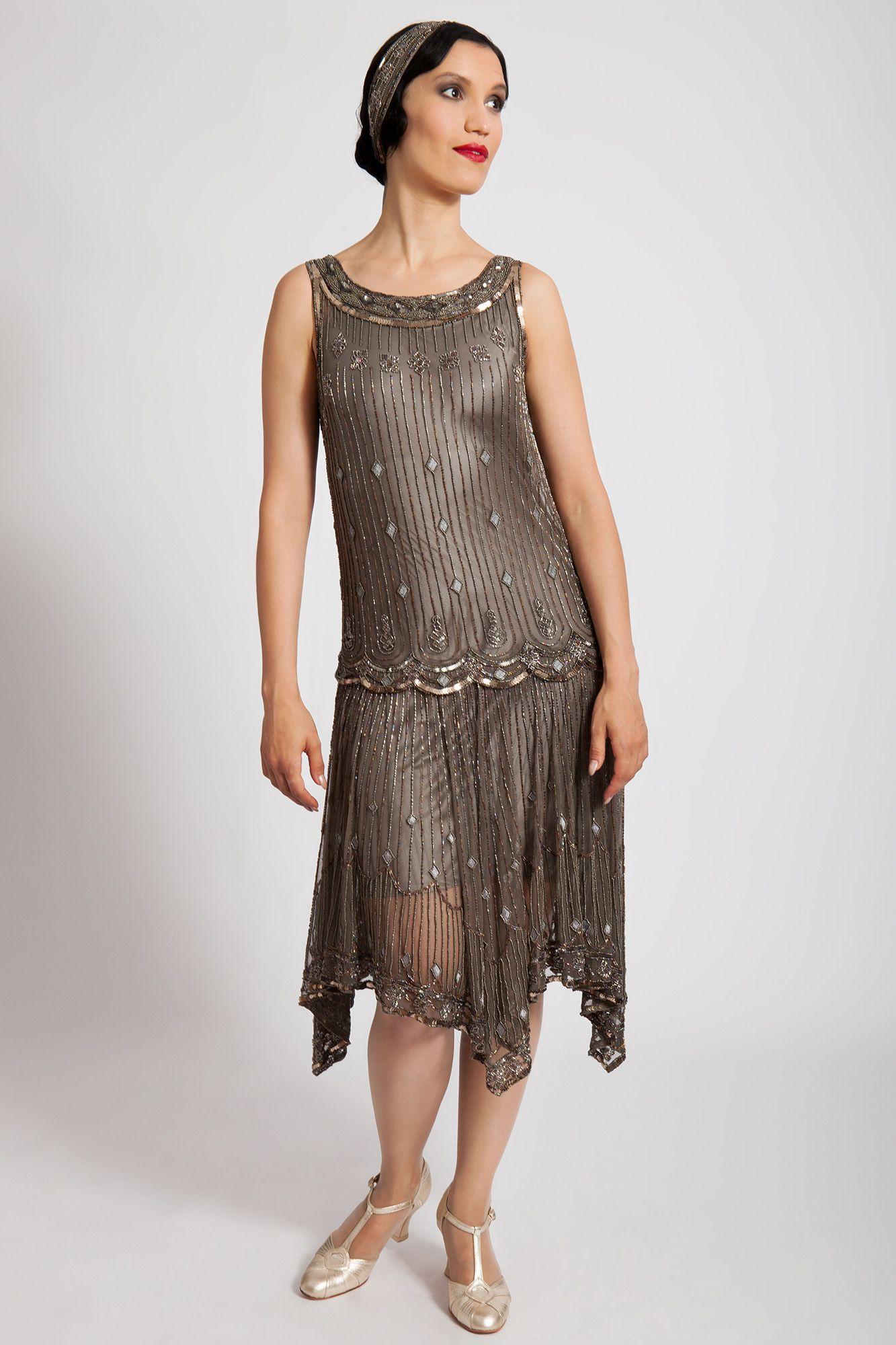 1920\'s Style Dresses: Flapper Dresses to Gatsby dresses