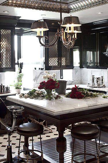 fashionable spaces 16 inspiring rooms from bazaar pinterest rh pinterest com