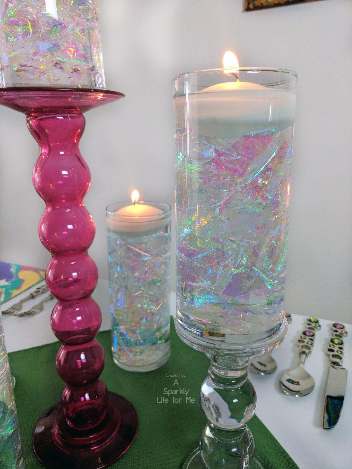 Unicorn Dream Table Decor {Adult Friendly   Baby Shower Ideas
