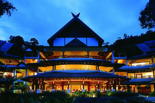 Most Of The Hotels In Langkawi Own A Spa Where You Can Take Up Body