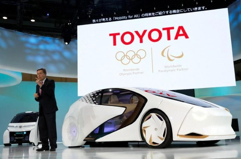 Toyota Motor Corp said its solid-state battery technology