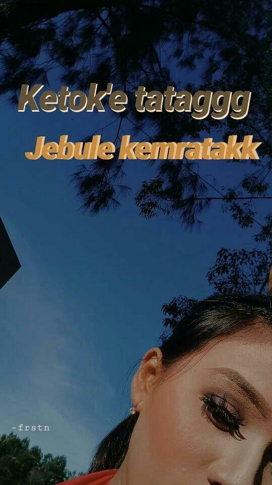 Pin Oleh Auliamartaa Di Tulisan Ambyar Kutipan Instagram Lucu