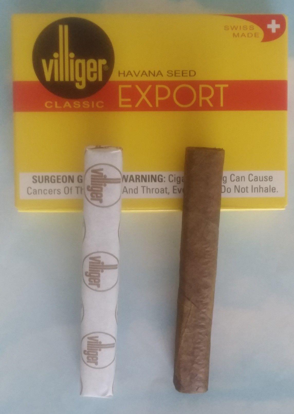 Villiger Export Cigarillos