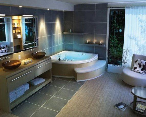 Modern Spa Bathroom Design Ideas Bathroom Design Luxury