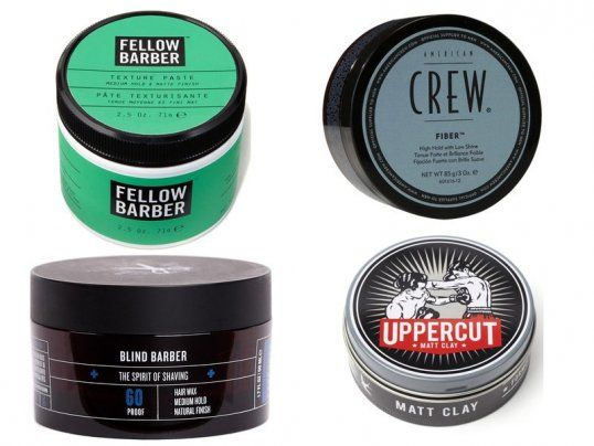 The Only Three Hair Products Men Should Use Hair Wax Mens Hairstyles Cool Hairstyles For Men