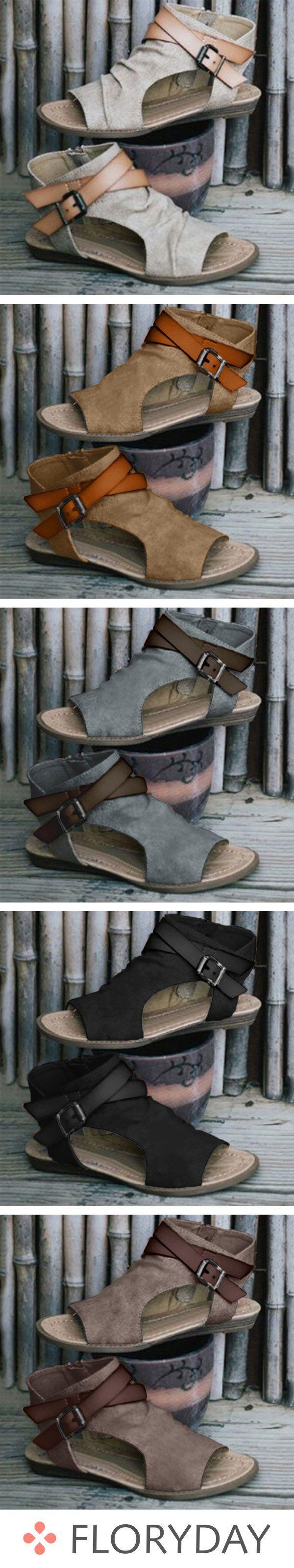 Sling-Schuhe mit niedrigen Absatz - #Absatz #mit #niedrigen #schicke ...
