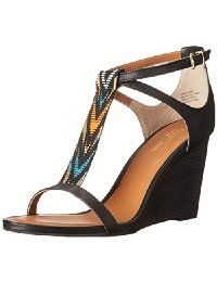 Amazon.com: Summer Wedge Sandals: Clothing, Shoes & Jewelry #PrimeDay